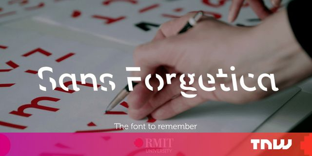Making your content memorable - Sans Forgetica featured image