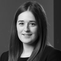 Katie Bartlett, Paralegal, Macfarlanes