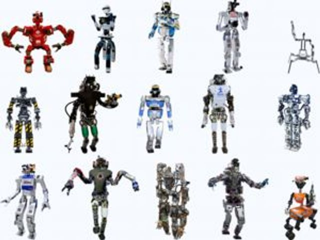 DARPA Robotics Challenge Finals: Know Your Robots featured image