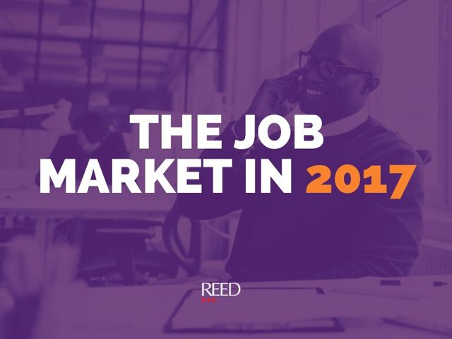What Does The Job Market Look Like For 2017? featured image