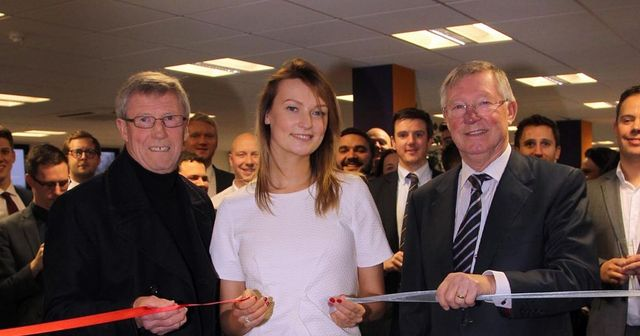 Apprentice gets Sir Alex to open new office featured image