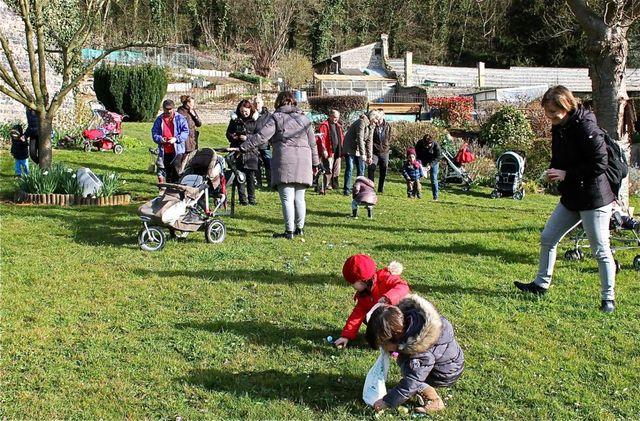 Harfleur : les enfants du RAM ont participé à une chasse aux œufs featured image