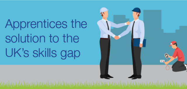 Apprentices – the solution to the UK's skills gap featured image