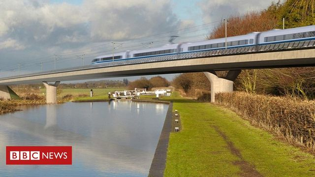 Question of the moment answered: HS2 gets the green light featured image