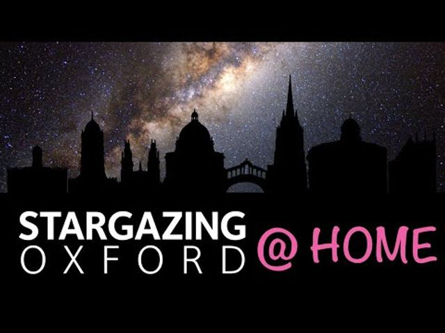 Stargazing @ Home with your family: Fri 22 Jan & Thurs 28 Jan - all the best bits from from the comfort of your sofa! featured image