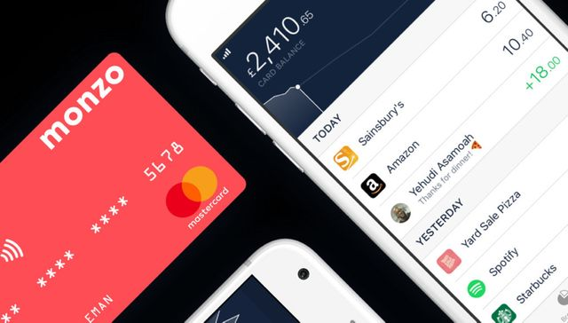 Monzo raises £113 million featured image