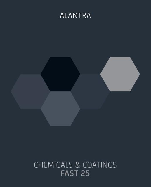 Introducing the 2019 Alantra Chemicals & Coatings Fast 25 featured image