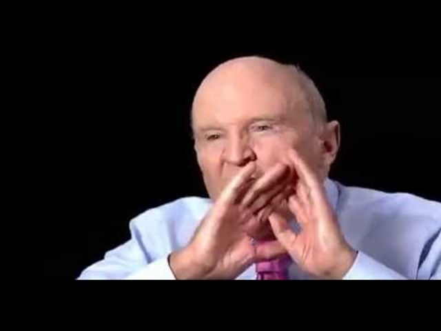 Building Trust and Authenticity: Jack Welch featured image