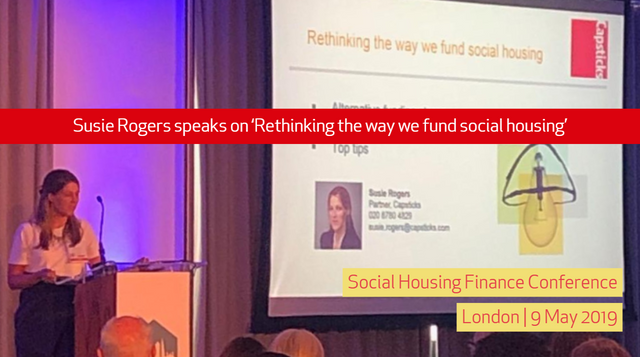 Social Housing Finance Conference 2019 featured image