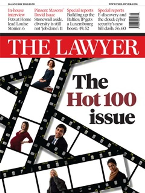 The Lawyer Magazine Hot 100 featured image
