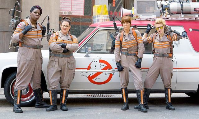Ghostbusters trailer is here! featured image