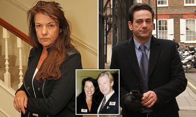 Handyman for Formula One hero's ex-wife is now battling for a share of her £10m fortune featured image