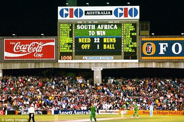 1992 World Cup, Duckworth/Lewis and planning for the unexpected. featured image