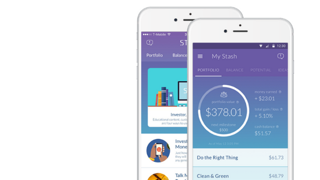 Stash raises $25 million for an app that can turn anyone into an investor featured image