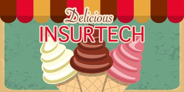 Fintech • Insurance Tech 7 flavors of fintech insurance (insurtech) featured image