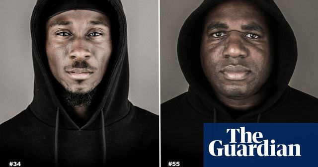 56 black men in hoodies... featured image