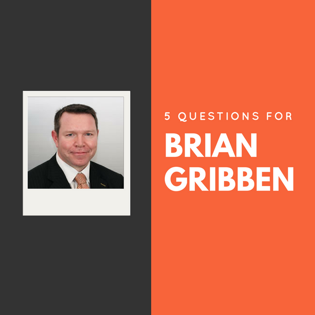 """Technology has opened up the legal market"": 5 Questions for Brian Gribben featured image"