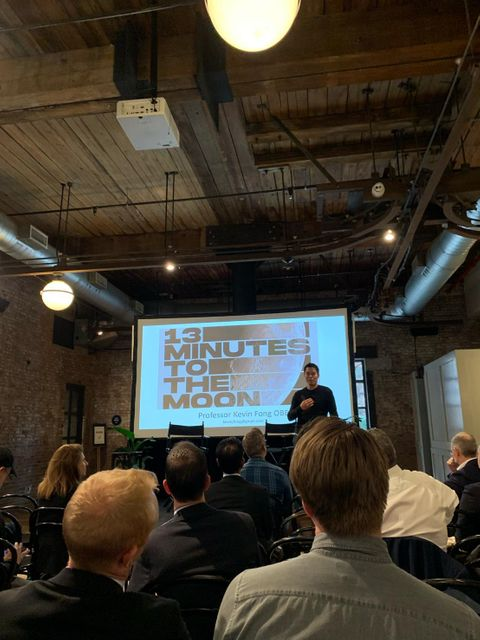 Lessons in distributed authority from Apollo 11 with Professor Kevin Fong, OBE featured image