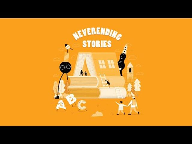 Neverending Stories: a free downloadable pack to support storytelling at home with young children featured image