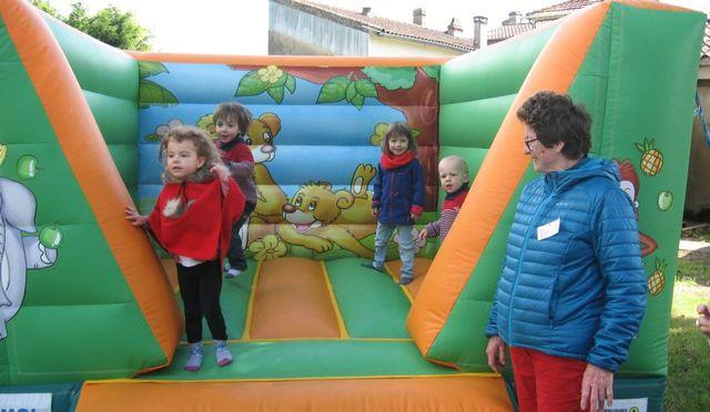 La fête de la Petite enfance pour le plaisir des enfants... et des parents featured image