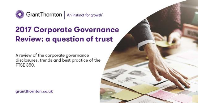 Corporate Governance, SM&CR and joining the regulatory dots featured image