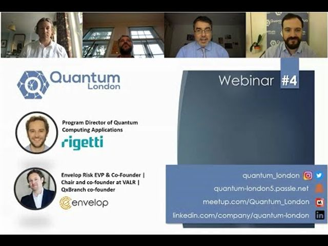 Webinar #4 - Paul Guthrie & Marco Paini featured image