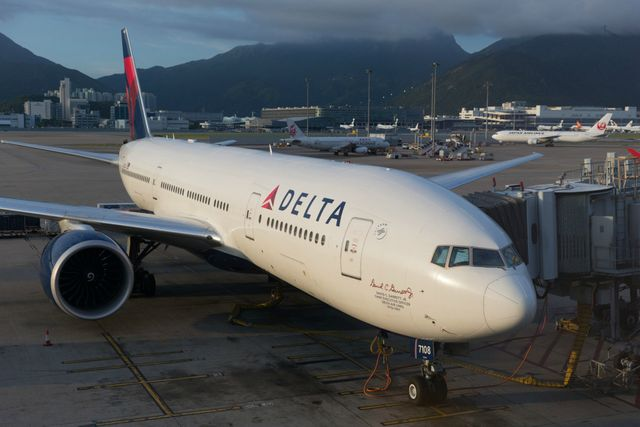 Delta says customer payment info breached in a cyberattack featured image