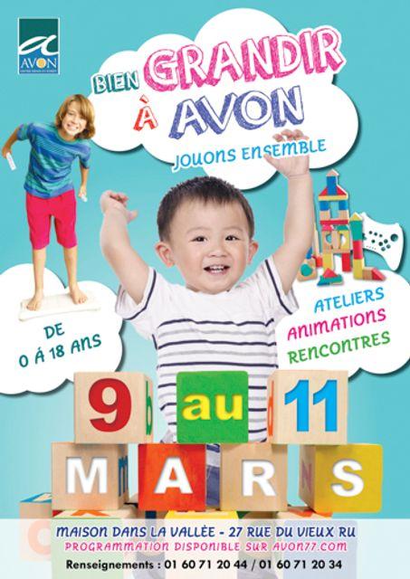Bien grandir à Avon ! featured image