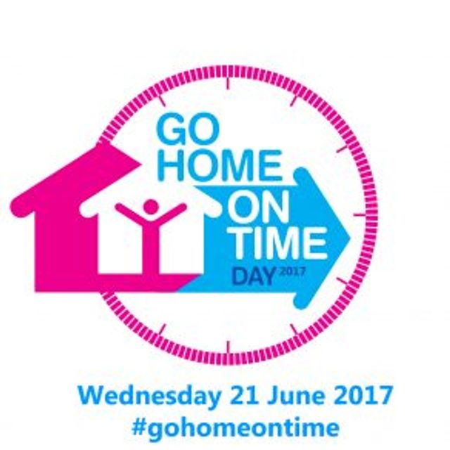 Go Home on Time Day featured image