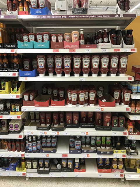 Ketchup – the retail barometer? featured image