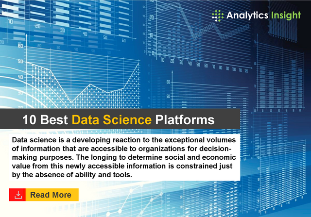 10 BEST DATA SCIENCE PLATFORMS featured image