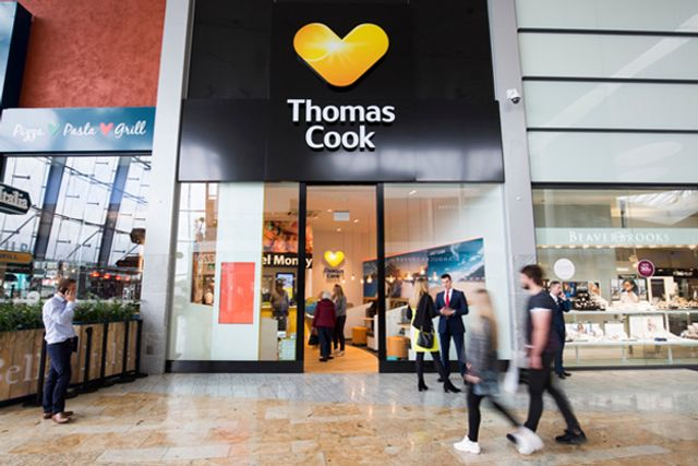 Thomas Cook Online Marketplace featured image