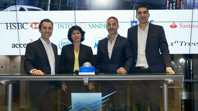 Global banks, Intel join Israel's fintech sceneHSBC, RBS, Italy's Intesa Sanpaolo and Banco Santande featured image