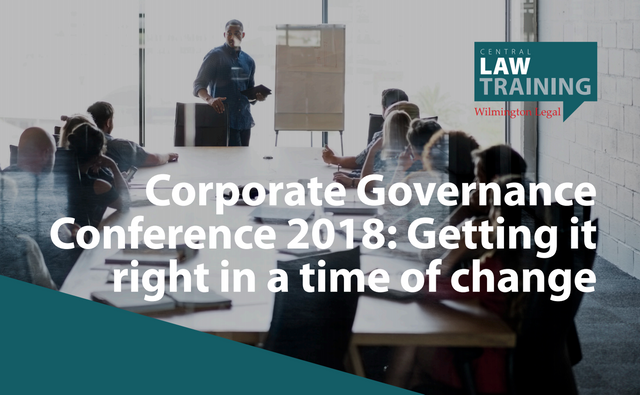 The Highs and Lows of Corporate Governance in 2018 featured image