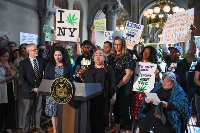 New York Finally Set To Legalize, Tax, And Regulate Cannabis featured image