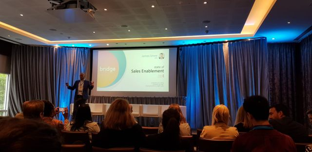 The Sales Enablement Soirée 2019: Speaker notes featured image