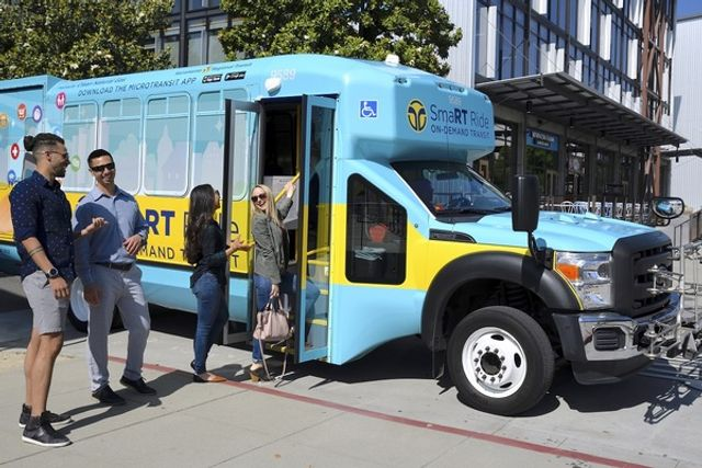 Sacramento launches US' largest on-demand public microtransit system featured image