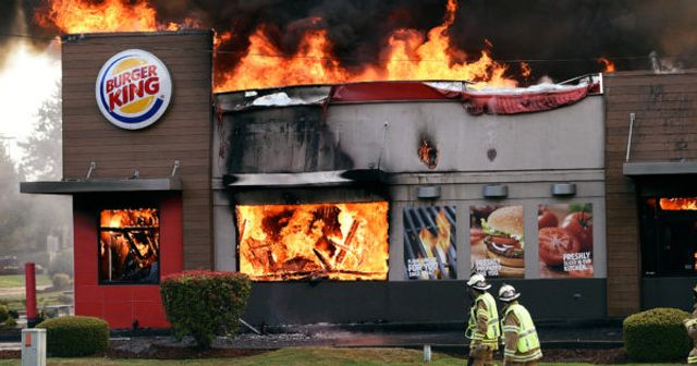 Burger King Burns Down the House featured image