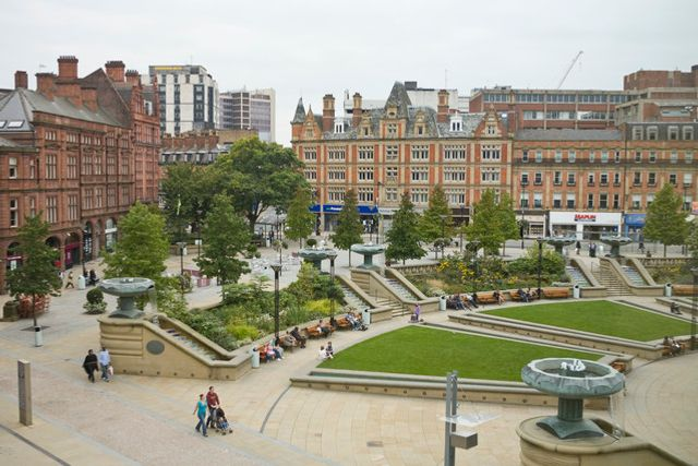 Sheffield City Region Devolution Deal featured image