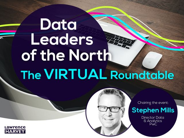 Data Leaders of the North: Virtual Roundtable - A Whole New World? featured image