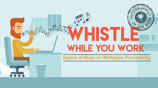 Music at work: Good or bad? featured image
