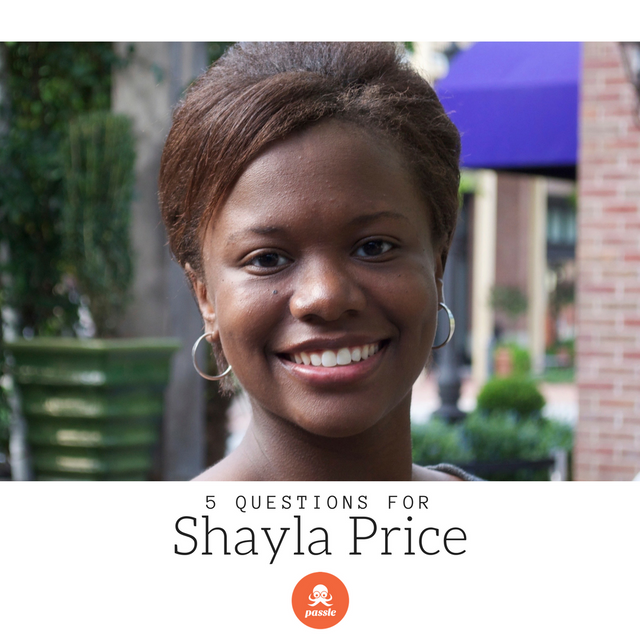 """Email opens the door for personal online interaction"": 5 questions for Shayla Price featured image"
