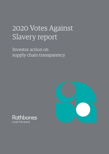 Modern Slavery: Compliance and Investor Leverage featured image