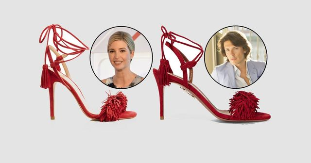 The claws are out over red tassel heel featured image