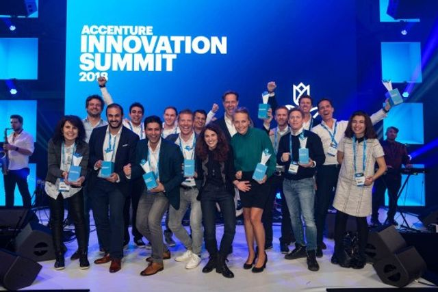 Safened wins Accenture Innovation award featured image