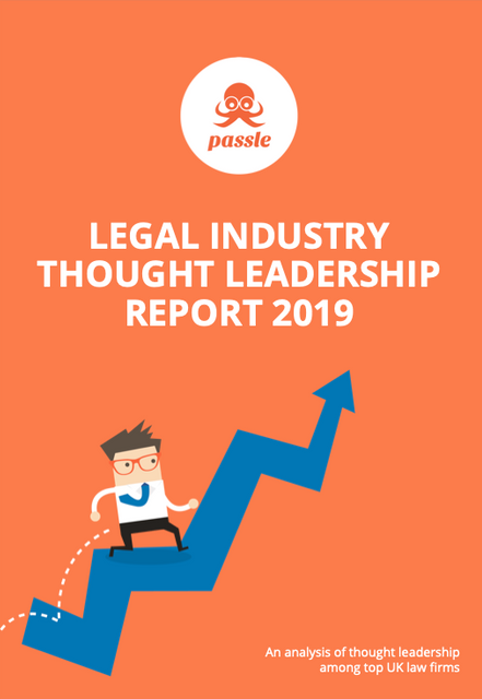 UK Legal Thought Leadership Study featured image