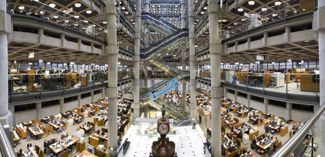 Lloyd's Sees Blockchain's Potential For Insurance Markets featured image