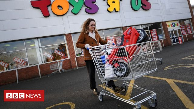 End of an era, Toys R Us UK are in administration featured image