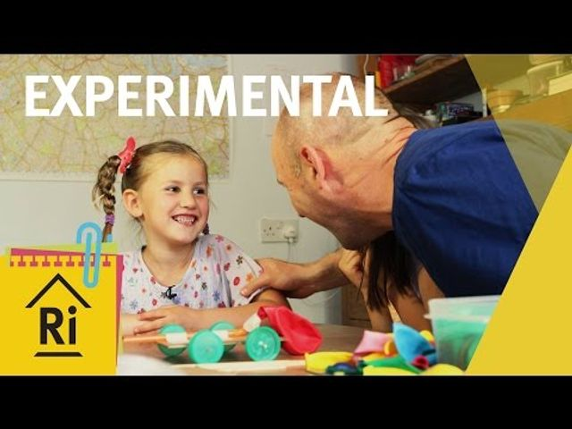 ExpeRimental: easy and cheap science experiments to do at home from The Royal Institution featured image