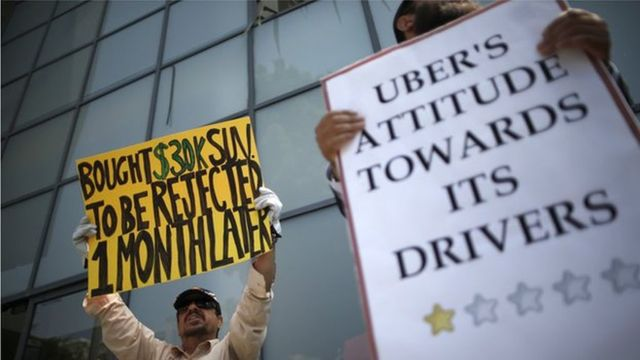 Uber's model takes another hit - another warning for disruptors featured image